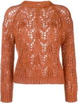 Forte Forte open-knit jumper