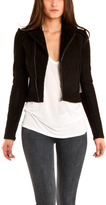 L'Agence Lamb Shearling Jacket
