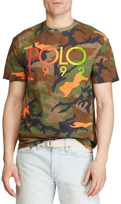 Polo Ralph Lauren Polo 1992 Camo T-Shirt