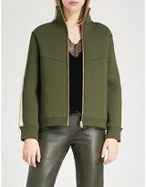 Zadig & Voltaire Cosy Neo neoprene jacket