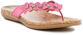 Unlisted Floral Thong Sandal (Little Kid & Big Kid)