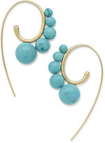 Ippolita 18k Nova Wire Earrings
