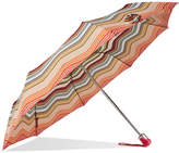 Missoni Printed Shell Umbrella - Orange