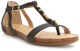 Me Too Nikki Leather Sandals