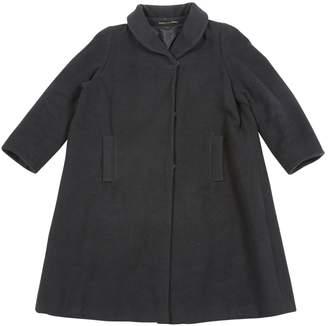 Balenciaga \N Black Wool Coats