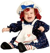 Yarn Babies Ragamuffin Dolly Costume - Baby