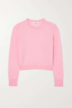 Tibi Cashmere Sweater - Blush