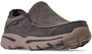 Skechers Men's Creston Moseco Slip-On Casual Sneakers from Finish Line