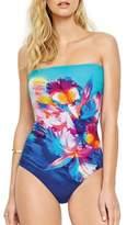 Gottex One-Piece Bandeau Swimsuit