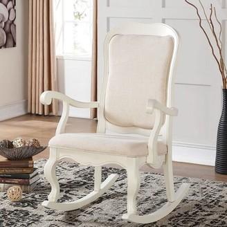 One Allium Way Misner Rocking Chair