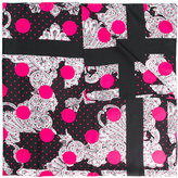 McQ by Alexander McQueen print scarf