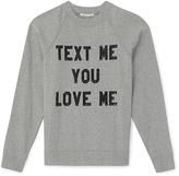 Rebecca Minkoff Sweatshirt With Sequins