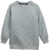 Sovereign Code Boys' Effect Quilted Sweatshirt - Little Kid, Big Kid
