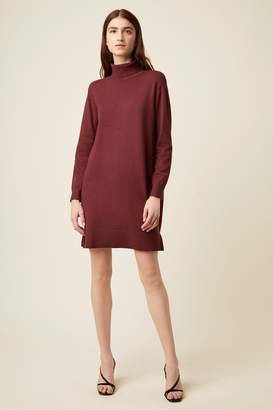 Great Plains Moselle Knits Roll Neck Dress