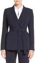 BOSS Petite Women's Jabilta Belted Suit Jacket