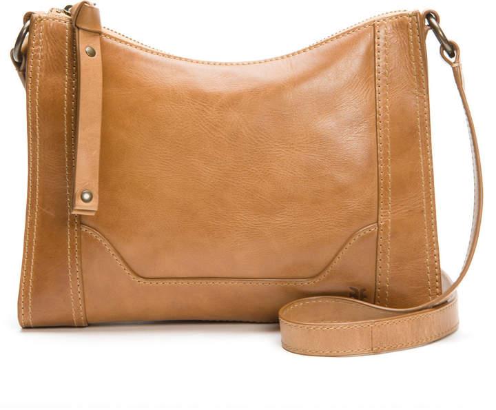 Frye Melissa Antique Leather Zip Crossbody Bag