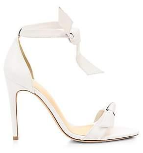 Alexandre Birman Women's Clarita Leather Ankle-Strap Sandals