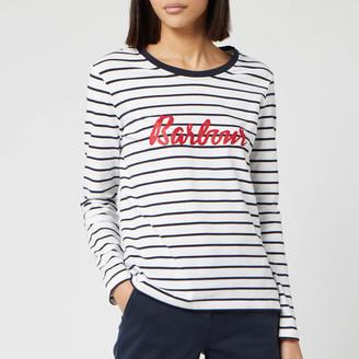 Barbour Women's Kielder Long Sleeve Top