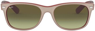 Ray-Ban Men's New Wayfarer Square Sunglasses