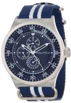 Nautica Unisex N14668G NST 17 Multi Function Watch