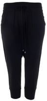 JUICY COUTURE - Cropped harem trousers
