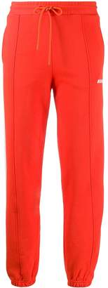 MSGM side-striped track pants