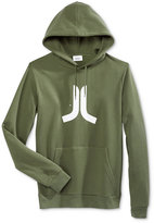 Wesc Men's Icon Graphic-Print Logo Hooded Sweatshirt