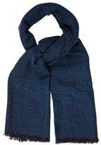 Vivienne Westwood Bicolor Wool Scarf w/ Tags