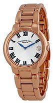 Raymond Weil Women's Quartz Stainless Steel Dress Watch, Color:Rose Gold-Toned (Model: 5235-P5-01659)