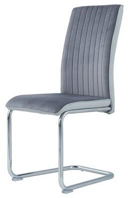 Wexford Orren Ellis Upholstered Dining Chair (Set of 4) Orren Ellis