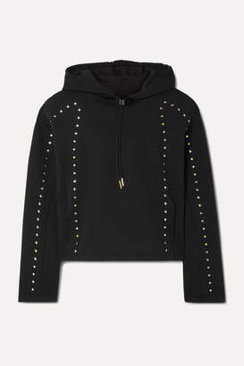 Nike Studded Dri-fit Hoodie - Black