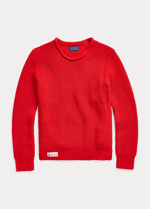 Ralph Lauren Rollneck Cotton Sweater