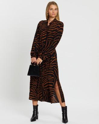 Mng Tiger Dress