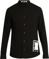 McQ by Alexander McQueen Slim-fit long-sleeved shirt
