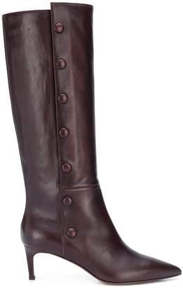 L'Autre Chose button up boots