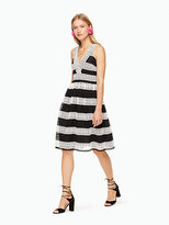 Kate Spade Colorblock lace dress