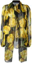 Dolce & Gabbana tulip print blouse
