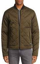 Blank NYC Blanknyc Reversible Quilted Chore Jacket