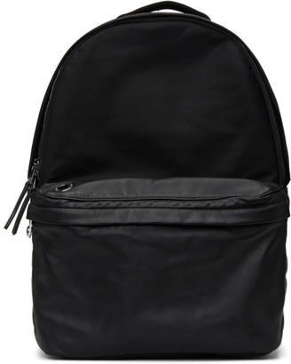 Diesel Black Dhorian LP Backpack