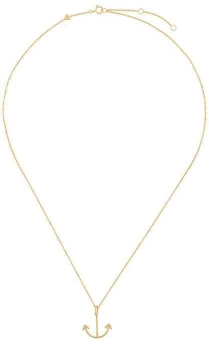 ALIITA anchor pendant necklace