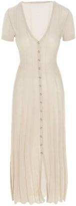 Jacquemus La Robe Cardigan Dress