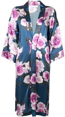 Fleur Du Mal floral robe