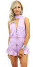 west coast wardrobe lilian romper in lilac