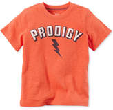 Carter's Prodigy-Print Cotton T-Shirt, Little Boys (2-7)