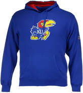 Colosseum Men's Kansas Jayhawks Big Logo Hoodie