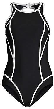 Miraclesuit Swim Swim Women's Prismatix Line-Up One-Piece Swimsuit