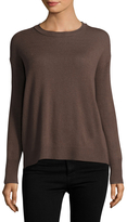 Inhabit Women's 12gg Cashmere Crewneck Sweater