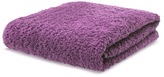 Abyss Super Pile reversible hand towel - Dahlia
