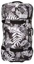 Dakine New Women's Split Roller 110L Travel Bag Lace Mesh Hibiscus Palm N/A