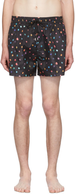 fc66f3e98b Polka Dot Swim Shorts - ShopStyle